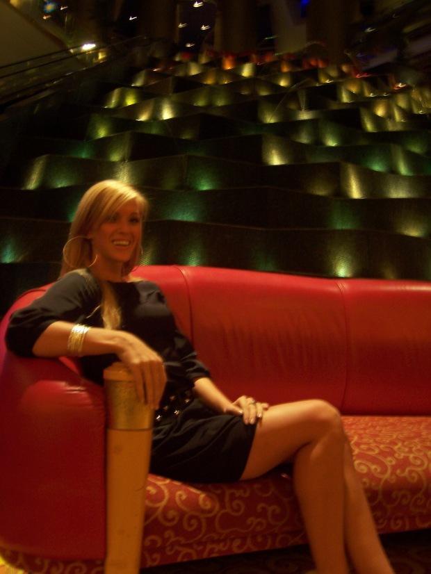 sarah scotford The Burj Al Arab Dubai